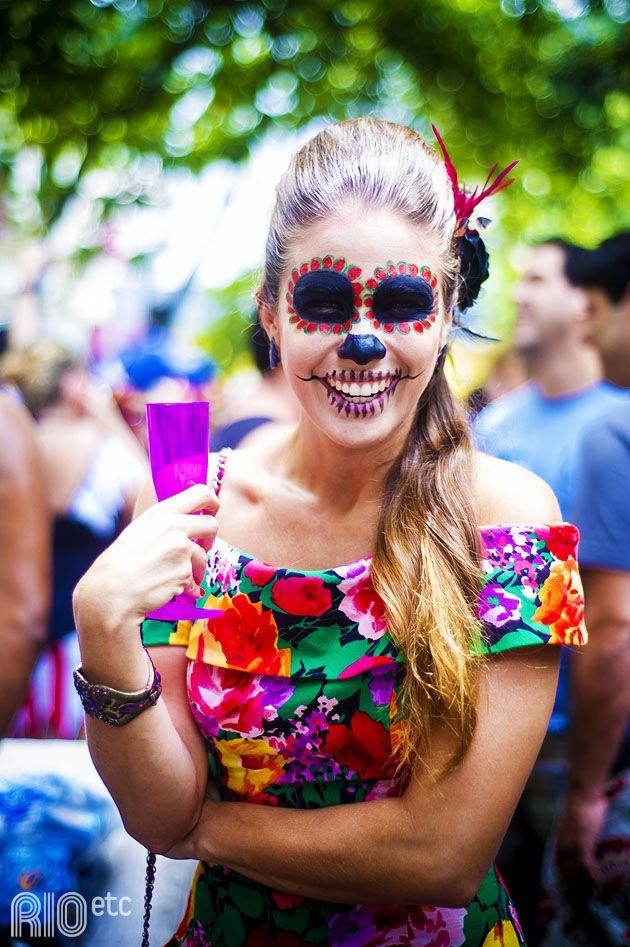 fantasia-carnaval-caveira-mexicana